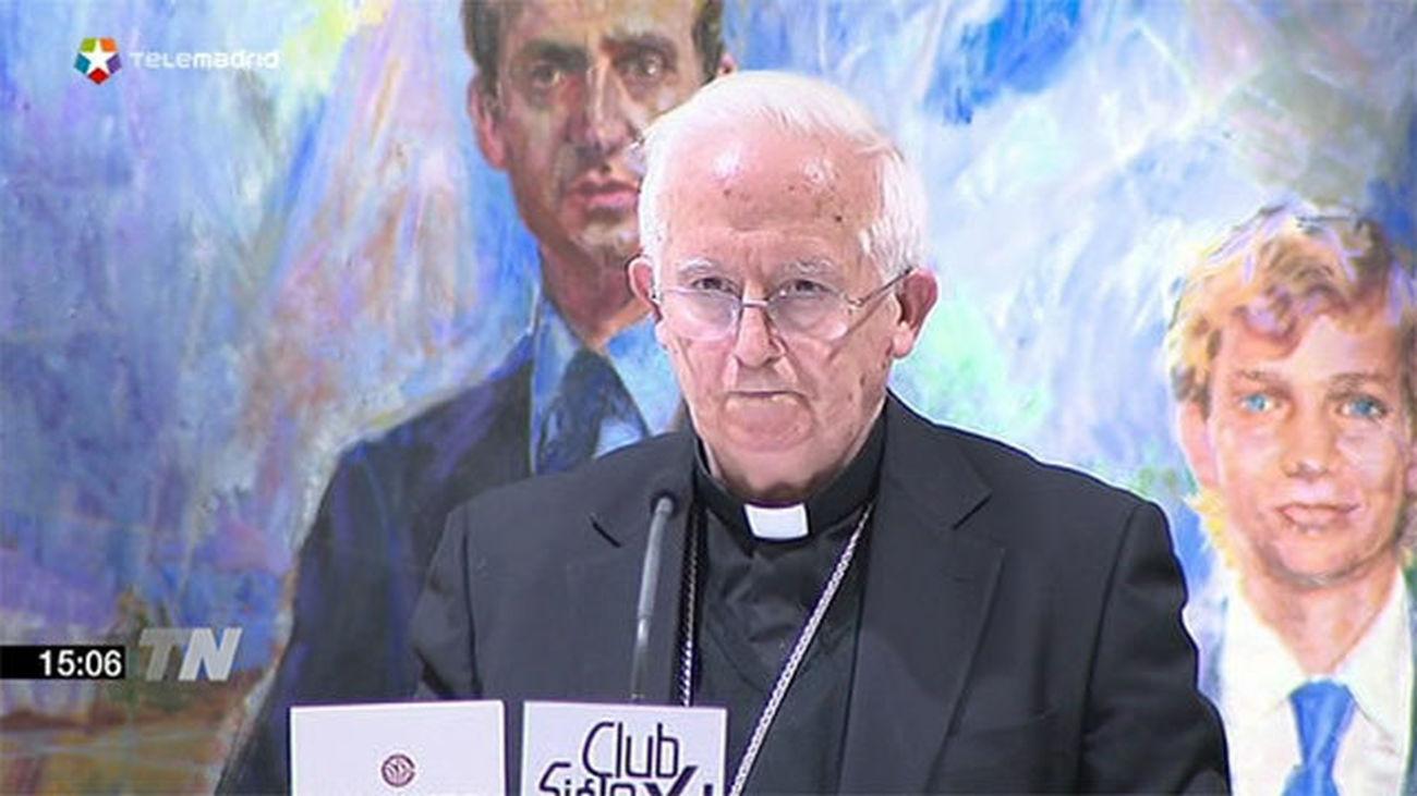 """Cañizares: """"Los bienes de la Iglesia son de los pobres"""""""