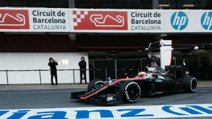 Siguen los problemas en el McLaren-Honda