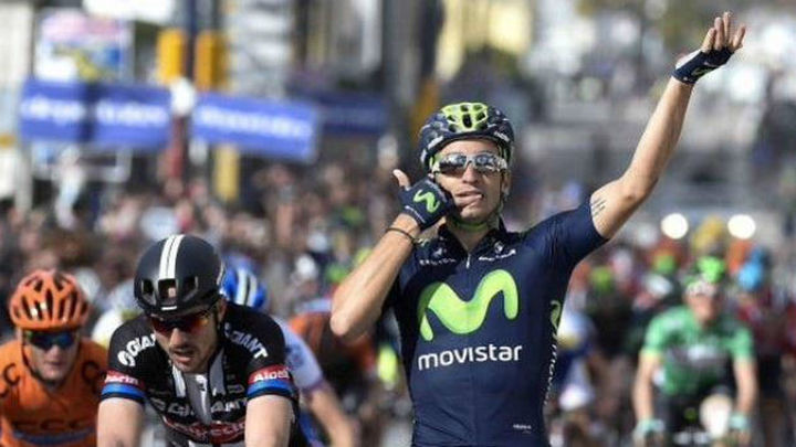 Vuelta a Andalucía: victoria de Lobato y Contador sigue líder