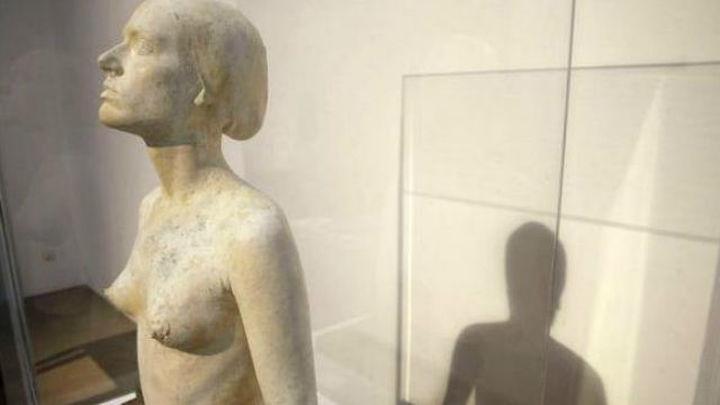 Una exposición reúne la gran aportación española a la escultura del siglo XX