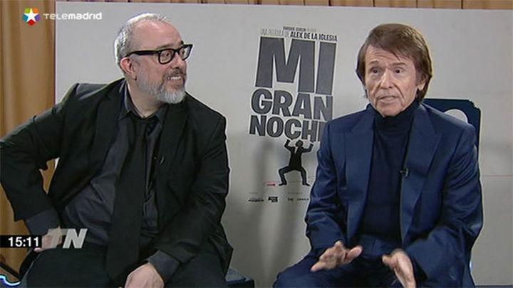 """De la Iglesia: """"'Mi gran noche' va a ser una comedia total, excéntrica, loca"""""""