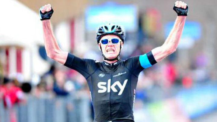 """Froome: """"Es pronto, pero hacer la Vuelta está sobre la mesa"""