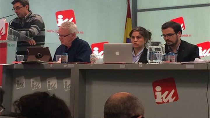 IU da luz verde a ir con Ganemos-Podemos en Madrid