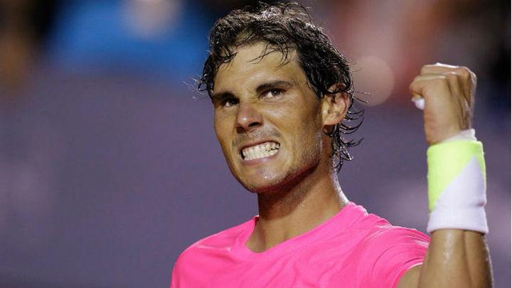Nadal subraya su ilusión por ganar aunque no sabe hasta cuándo
