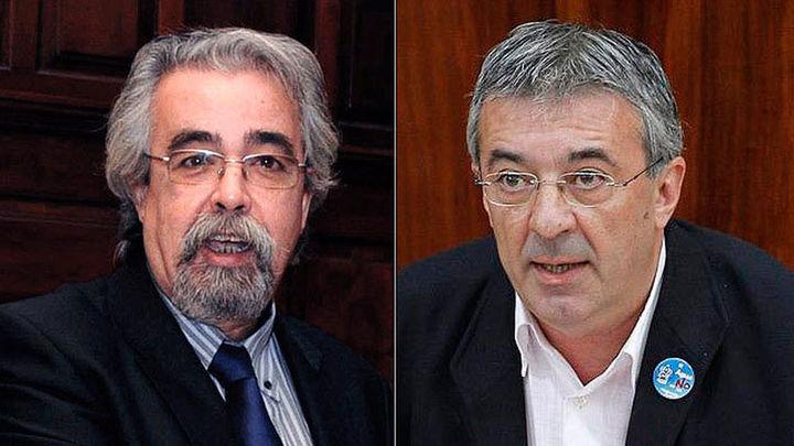 Cientos de cargos y militantes de IU apoyan en un manifiesto a Gordo y Pérez