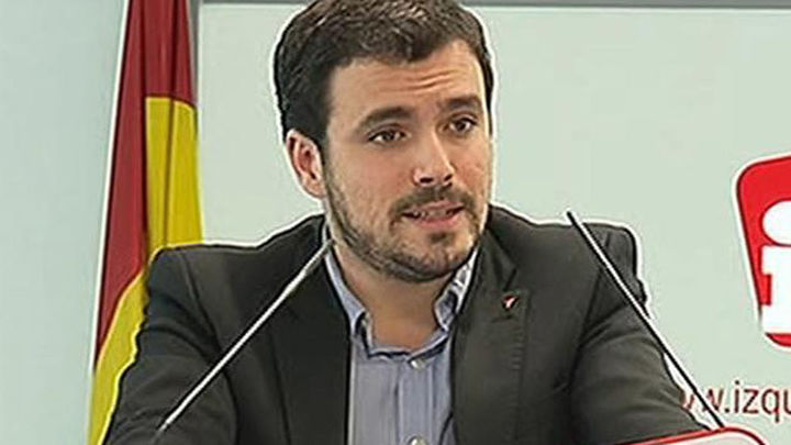 "Garzón deja claro que Gordo y Pérez están ""fuera"" de IU, aunque recurran"