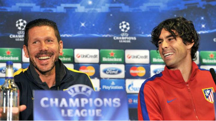 """Tiago: """"Deseamos que Simeone renueve diez años"""""""