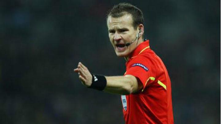 El checo Kralovec dirigirá el Bayer Leverkusen-Atlético