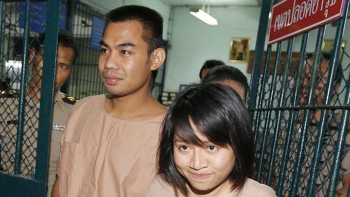 Dos actores condenados a prisión por un delito de lesa majestad en Tailandia