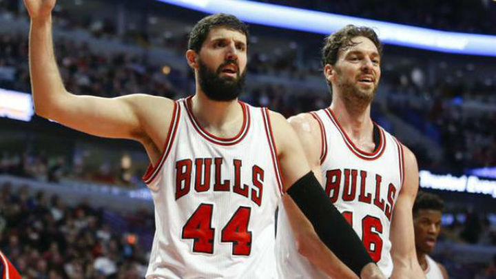 Mirotic y Pau ponen a Bulls en el camino ganador