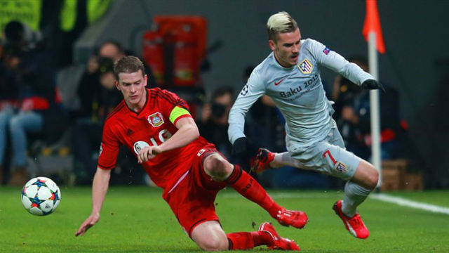 Leverkusen-At. Madrid