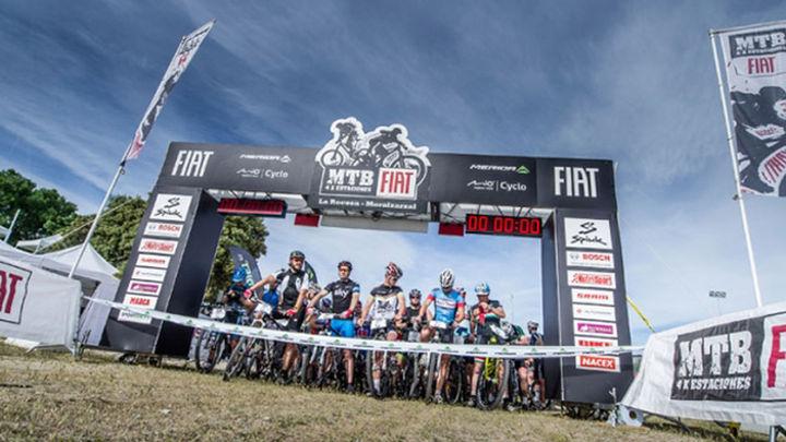 Más de 1.700 ciclistas correrán el domingo en Brunete 'Ruta de los Fortines'