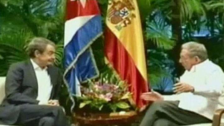 """El PP tilda de """"deslealtad"""" e """"inoportuno"""" el viaje de Zapatero y Moratinos a Cuba"""
