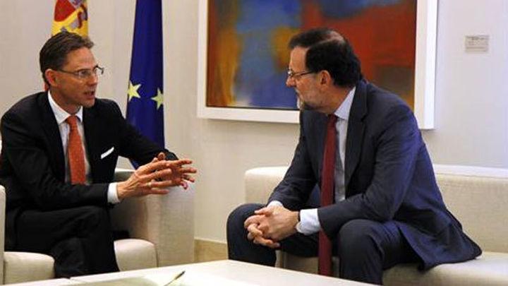 Rajoy analiza con Kataimen las interconexiones eléctricas del plan Juncker