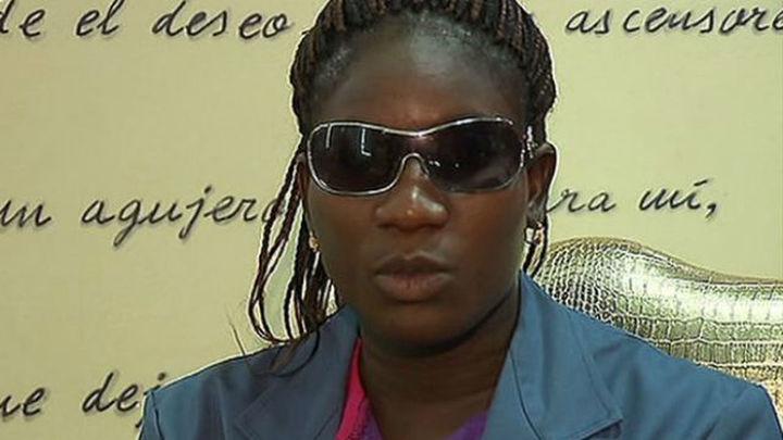Hajara, una de la niñas secuestradas por Boko Haram