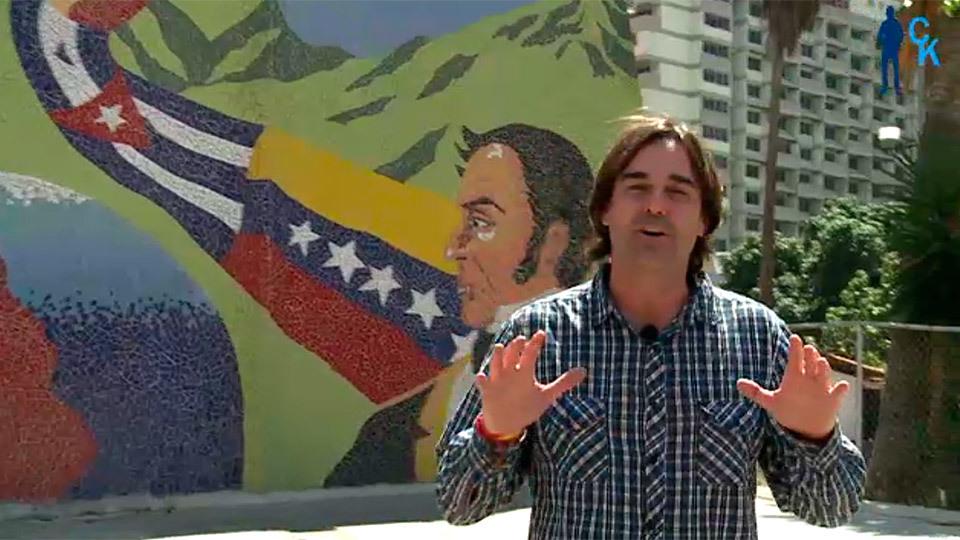 Cake Minuesa en Venezuela