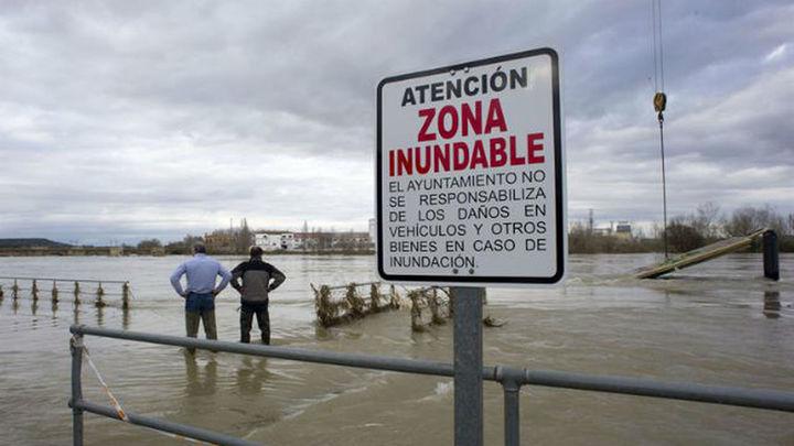 La riada afecta a 45.000 hectáreas y provoca 50 millones de pérdidas