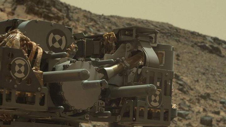 """La NASA destaca su """"fantástico""""  2015 que le acerca más a Marte"""
