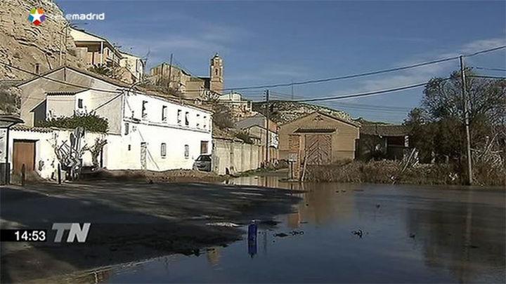 """El caudal del río Ebro se mantiene alto pero sin incidentes """"remarcables"""""""