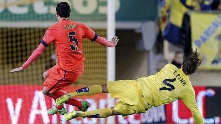 1-3. Villarreal, adiós al sueño de la final de Copa