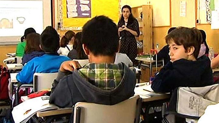 La Comunidad convoca oposiciones para 660 maestros de Primaria y Secundaria
