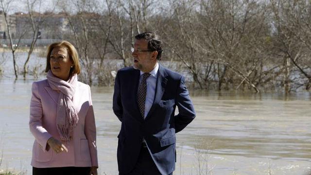 Inundaciones Ebro
