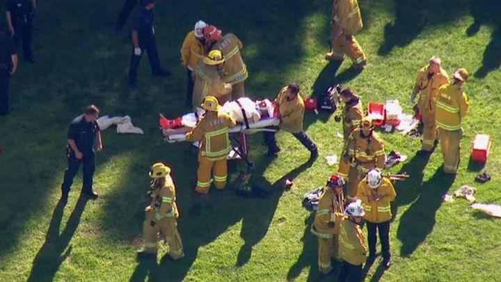 "Harrison Ford, hospitalizado pero ""estable"" tras estrellarse con una avioneta"