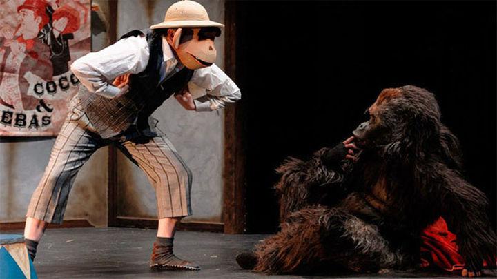 Teatralia despega en Madrid con el estreno de un montaje sobre Méliès