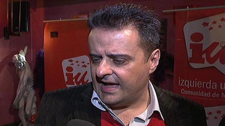 Eduardo Gutierrez Cruz, candidato de IU en Móstoles