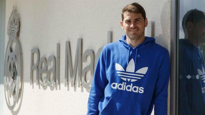 """Casillas: """"El Bernabéu es nuestra fortaleza para llegar lejos en Champions"""""""