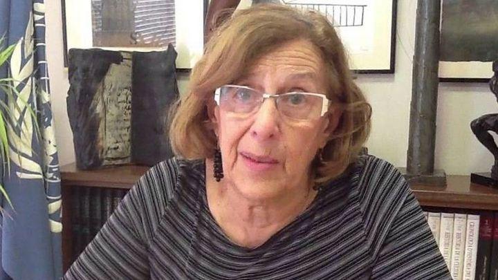 Manuela Carmena será la candidata de Ahora Madrid al Ayuntamiento