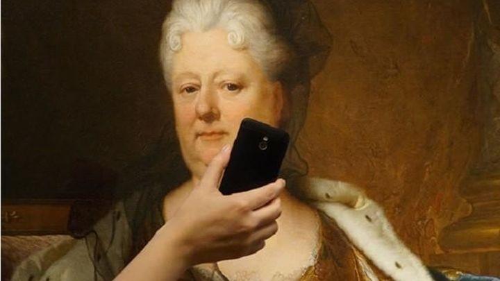 La National Gallery de Londres prohíbe el uso del paloselfi