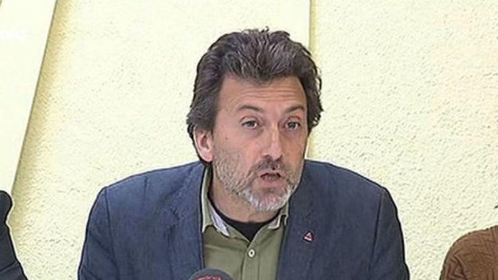 Mauricio Valiente y Chus Alonso, coportavoces de la nueva IU Madrid