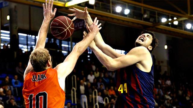 Laboral Kutxa Baskonia - Valencia Basket Club