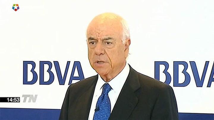 """González (BBVA): """"España está otra vez en marcha y necesitamos gobiernos fuertes"""""""