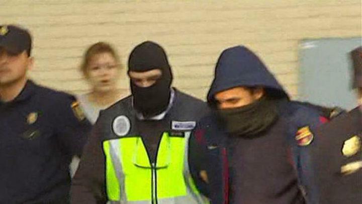 Detenidos en Barcelona ocho yihadistas que actuaban dirigidos desde Siria