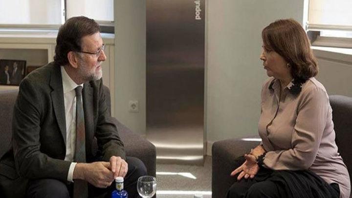 Rajoy reclama la libertad de Ledezma y se solidariza con el pueblo venezolano