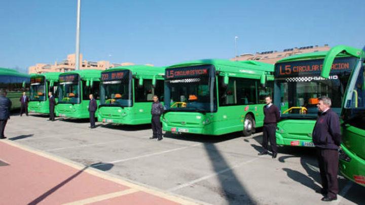 Nuevos autobuses híbridos para Colmenar Viejo y Tres Cantos