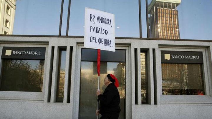 Banco Madrid presenta concurso de acreedores y suspende su operativa