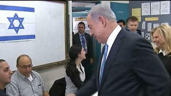 Empate de Netanyahu y Herzog, segun los primeros sondeos en Israel