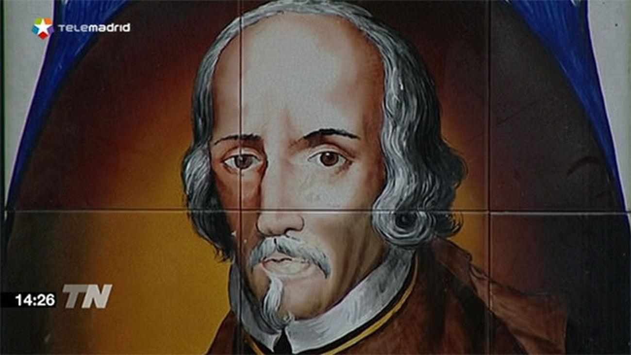 Los restos de Lope de Vega, Calderón o Quevedo, lo mismo que Cervantes