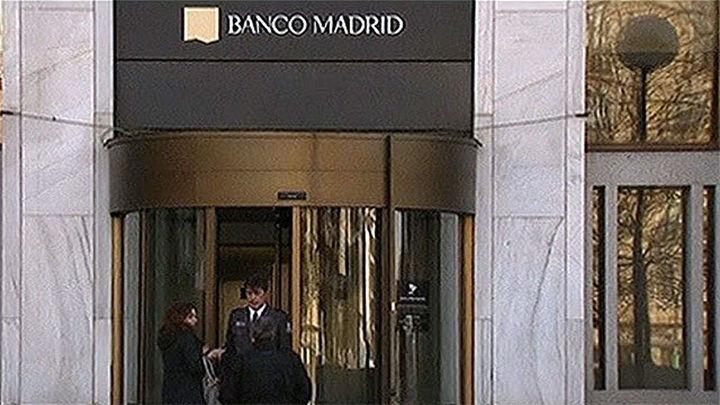 Banco Madrid será liquidado y sus clientes recibirán un máximo de 100.000 euros