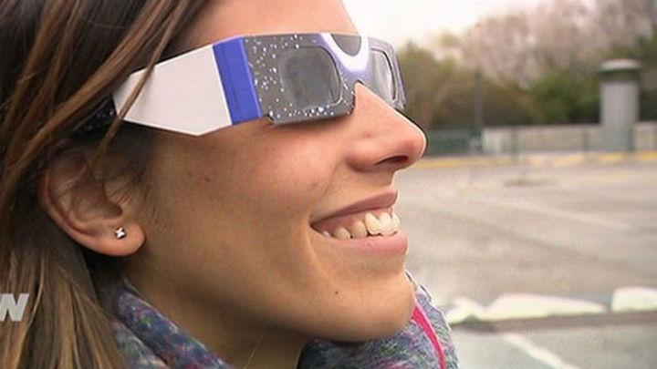 Consejos para ver el eclipse solar