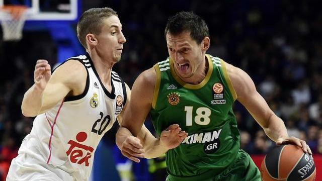 El Madrid se prepara para otra dura batalla ante el Panathinaikos