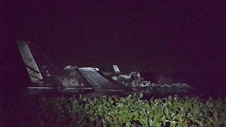 Encuentran los cuerpos de los pasajeros que viajaban en el avión siniestrado en Uruguay