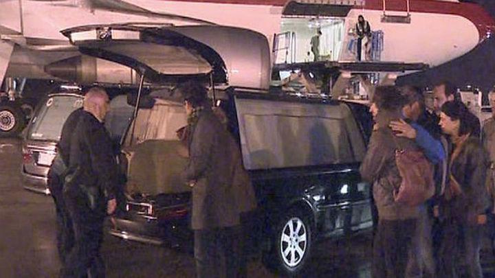El avión que repatría las víctimas de Túnez aterriza en El Prat-Barcelona