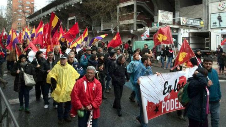 Las Marchas por Dignidad toman Madrid y concluyen con disturbios y 17 detenidos