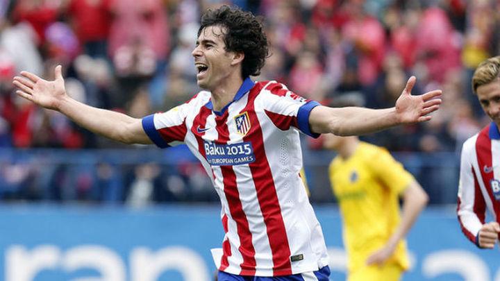 Cuatro meses sin Tiago o la nueva reinvención del Atlético