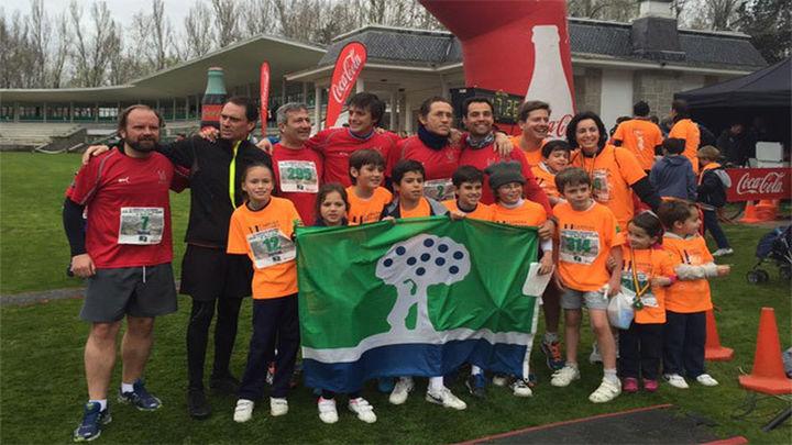 La Fundación Aladina celebra una carrera solidaria contra el cáncer