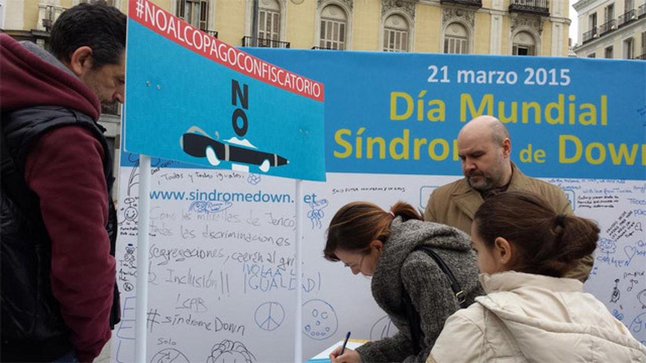 '12 campanadas por la inclusión', en el Día Mundial del Síndrome de Down